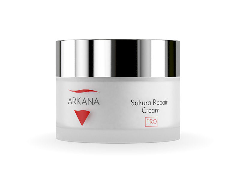 ARKANA_Mug50ml_Sakura Repair Cream kopia