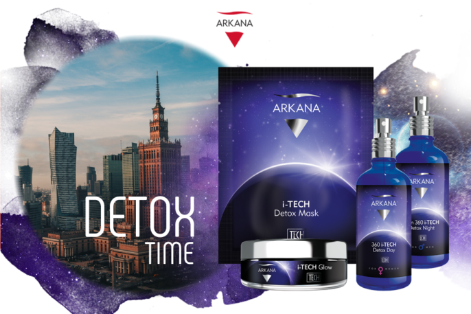 Time for Detox! Citysystem- a protective shield for your